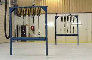 Hose Reels Mining Lubrication Equipment Hartex