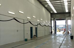 Toll Workshop Perth Wa Recent Projects Hartex