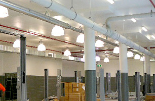 Lighting Amp Ventilation Auto Workshops Hartex